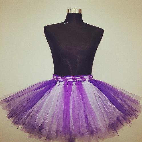 Adult 2 Layer Runner's Tutu Skirt