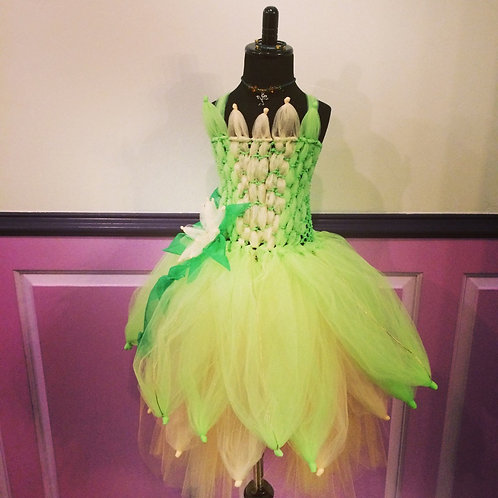 Princess Tiana's Bayou Ball Tutu Dress