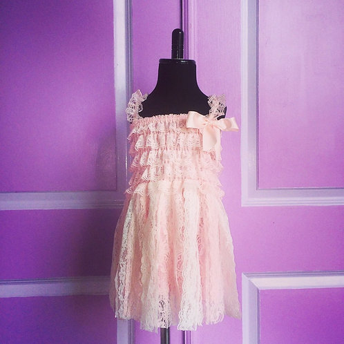 Lace Petti Dress