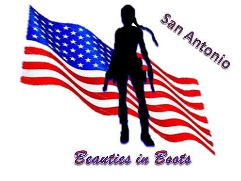 SA BiBS Laura Croft Beauties in Boots