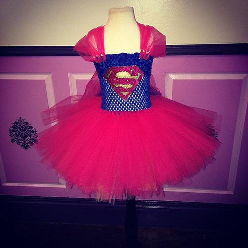 Super Fuchsia Girl