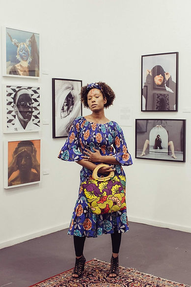 LizAri Kaine African