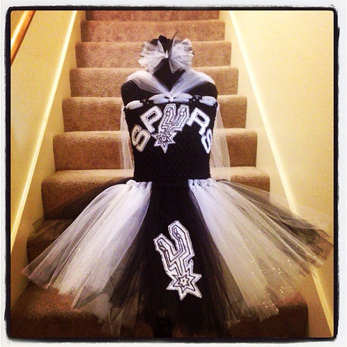 Sassy Spurs Tutu Dress
