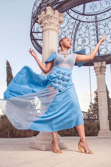 Aysha Blue