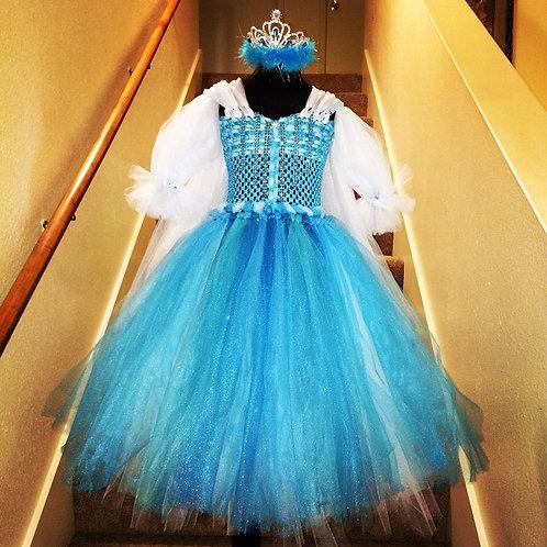 Deluxe Princess Elsa's Frozen Winter
