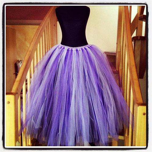 Adult Long Tutu Skirt
