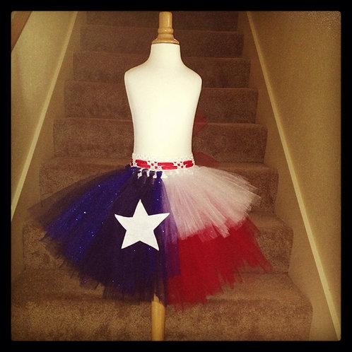 Step Layered Tutu Skirt