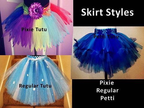 Customize Your Tutu Dress