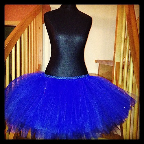 Adult Mid Thigh Length Tutu Skirt