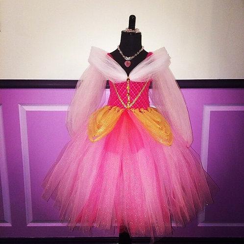 Deluxe Princess Aurora's Dream Tutu Dress