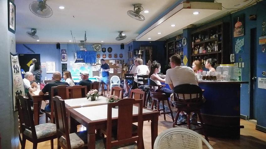 The Blue Boar Inn Bar