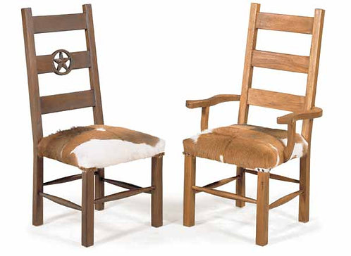 Nevada Tejas Side and Arm Chairs