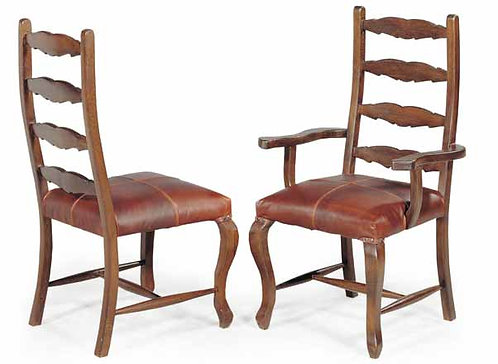 Nevada Provincial Side and Arm Chairs