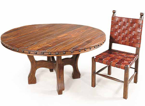 Taurino Round Dining Table
