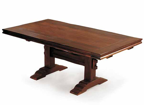 Nevada Trestle Dining Table