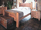 Nevada Queen Bed