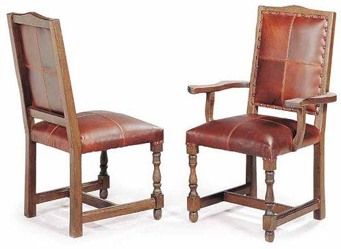 Nevada Hacienda Side and Arm Chairs