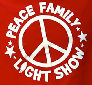 Peace Family Light Show