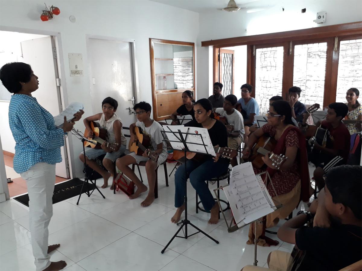 Yamani Academy of Music (4)