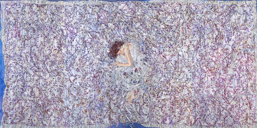 Violet Triptych