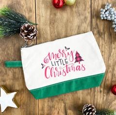 teacher gift set - merry little christma