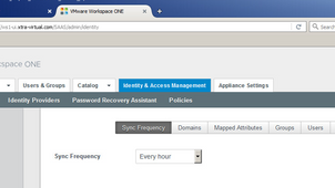 T-Shoot/Configure WorkspaceOne AD Sync