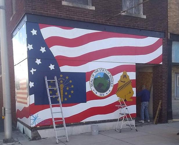 Monon murals (cropped) Summer 2020 grant