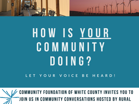 Community Conversations- POSTPONED