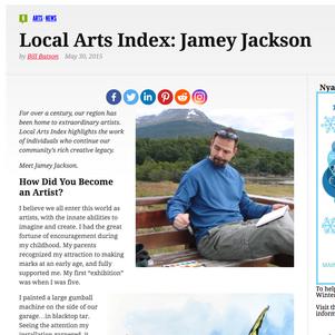 LOCAL ARTIST INDEX