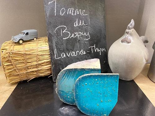 TOMME DU BERRY - Lavande Thym - 200 gr