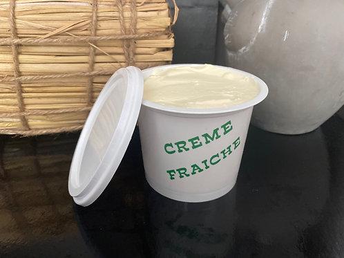 CRÈME FRAICHE ÉPAISSE - 250 gr