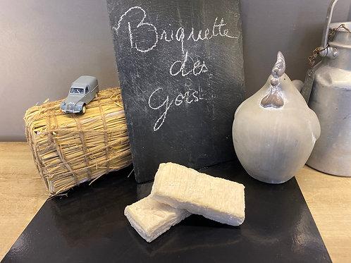 BRIQUETTE DES GORS