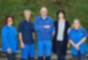 Schulwartteam Volksschule Eichgraben
