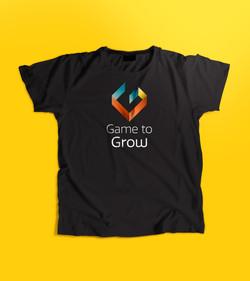 Game to Grow Tshirt 2