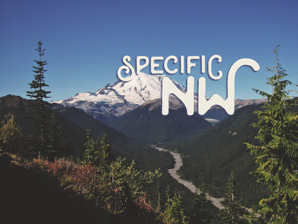Specific NorthWest Secondary Logo