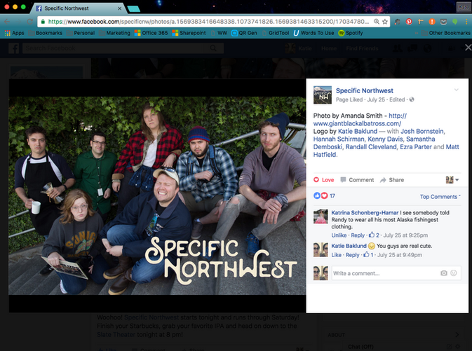 Specific NorthWest Social