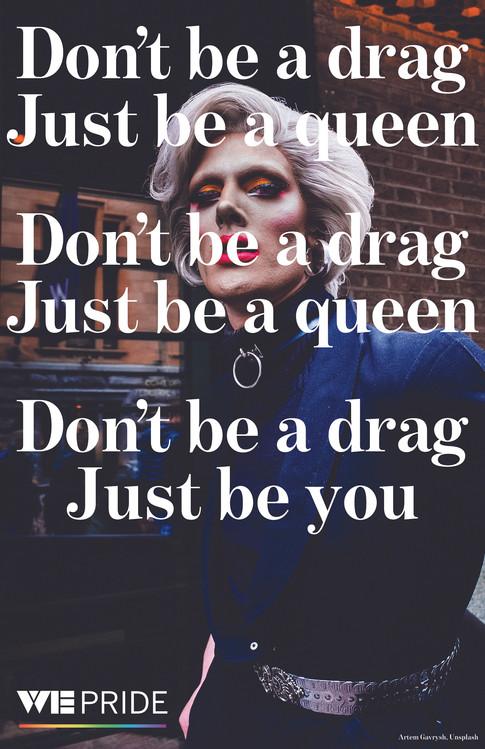 WE Pride Poster