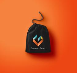 Game to Grow Dice Bag