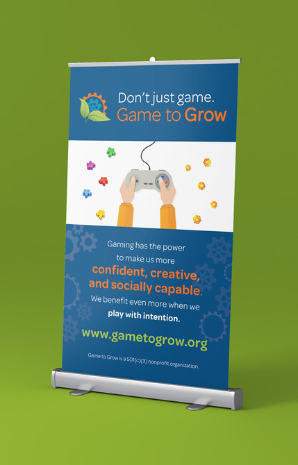 Game to Grow Banner