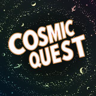Cosmic Quest Social Media Graphic