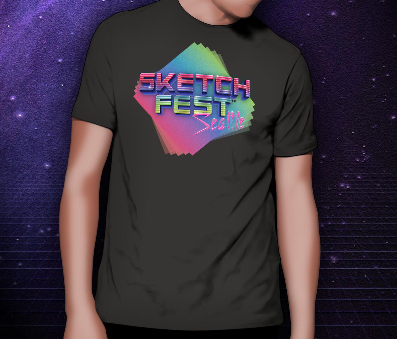 SketchFest Tshirt