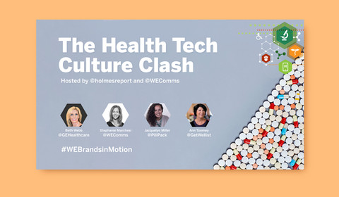Health Tech Culture Clash Collateral