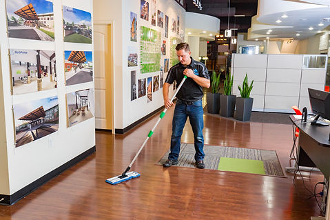 janitorial services springfield mo