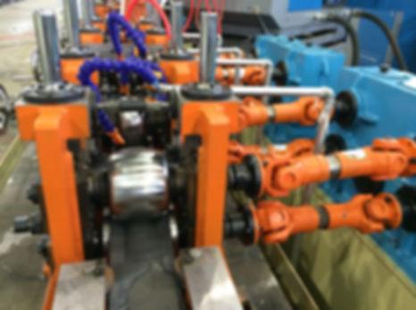 Трубоэлектросварочный стан ТЭСА 10-32
