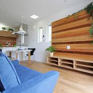 狭小だから生まれた安全と創造の植彩住空間