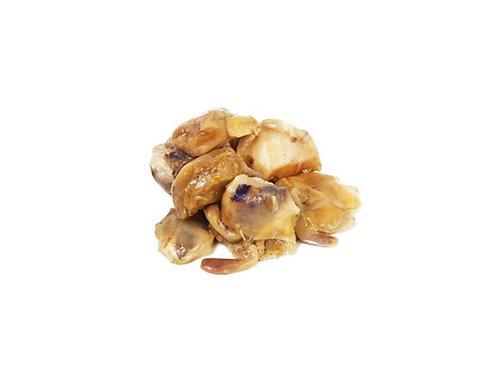 Рапана черноморская мясо очищенное с/м Крым цена за 100гр