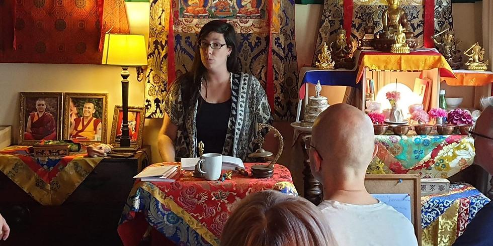 Buddhist Philosophy (Lamrim) Course | 11 weeks | Wednesday ONLINE
