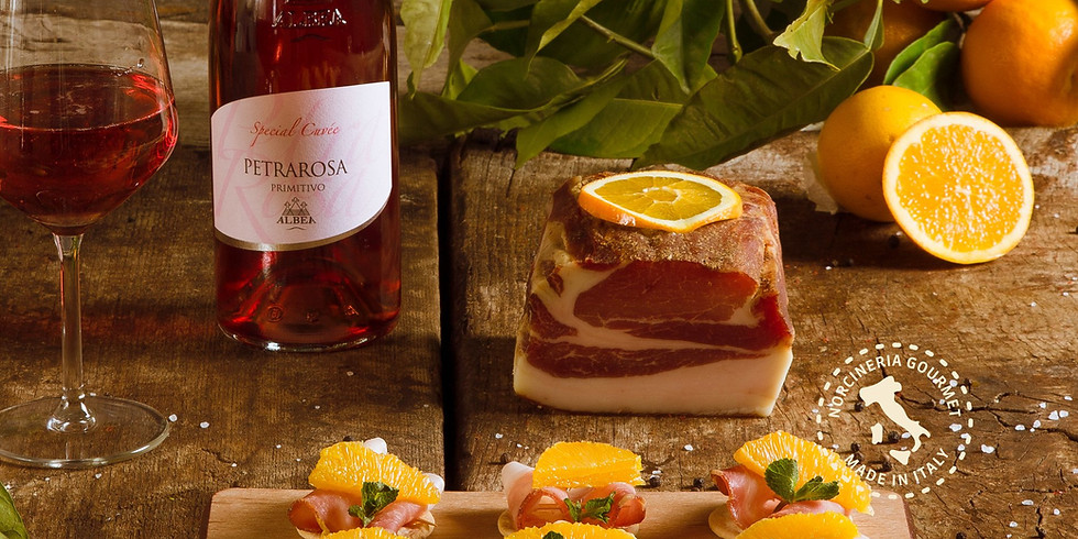 Soirée dégustation mets-vins en accord avec l'Oenomad