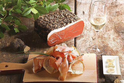 Jambon cru à la truffe (100g)