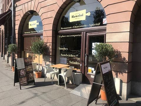 restaurant italien strasbourg